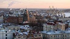 Старый город в Выборге