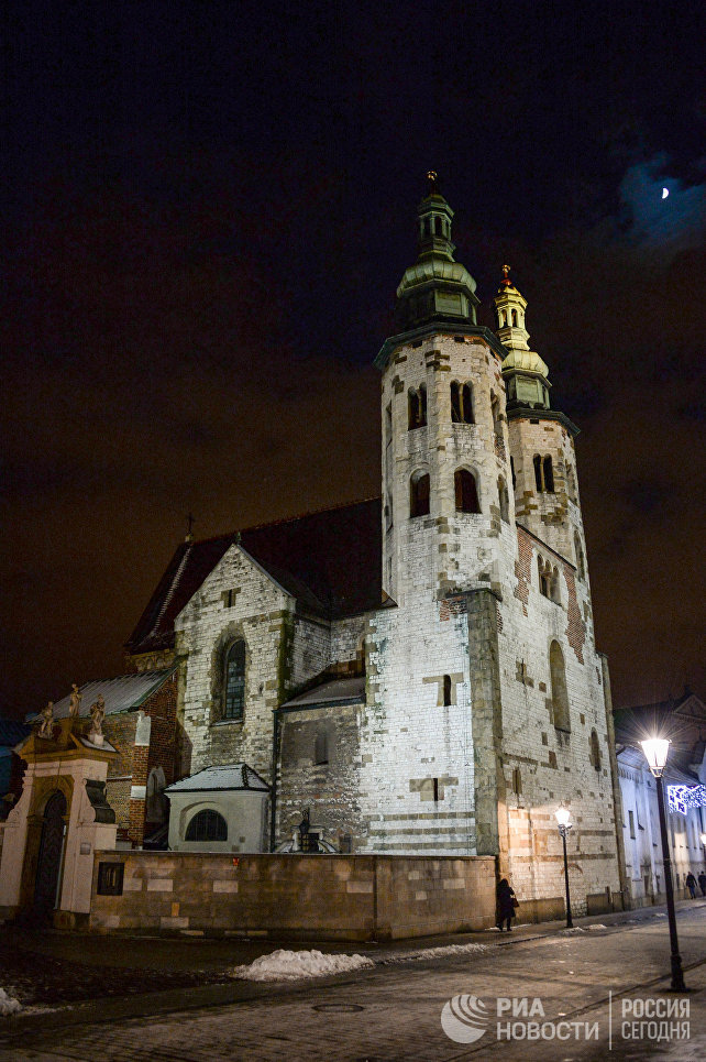 Костел Святого Андрея в Кракове