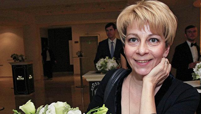 Исполнительный директор фонда Справедливая помощь Елизавета Глинка. Архивное фото