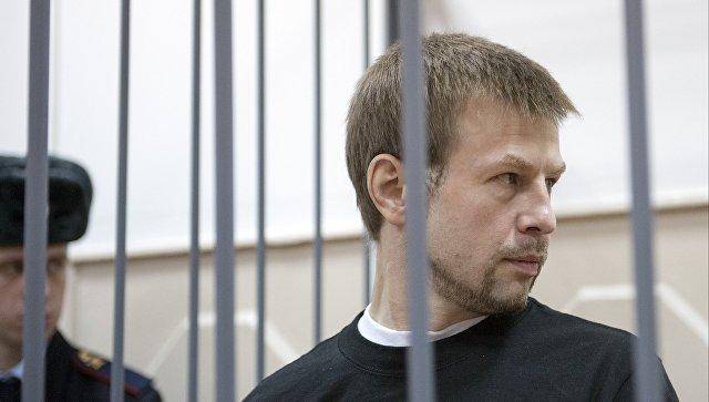 Экс-мэр Ярославля в заключительном слове всуде прочитал стихи окораблях