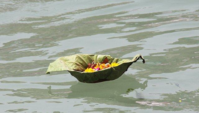 Нареке Ганг вИндии перевернулась лодка ипогибли 26 человек