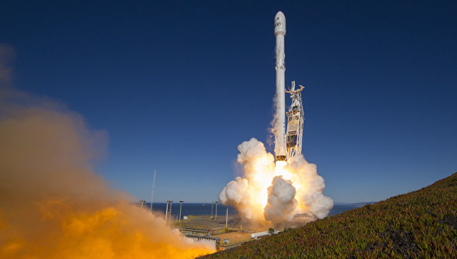 Spacex Falcon 9 First Stage Landing coloring page  Free