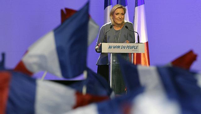 Марин ЛеПен отказывается вернуть 300 000евро Европарламенту
