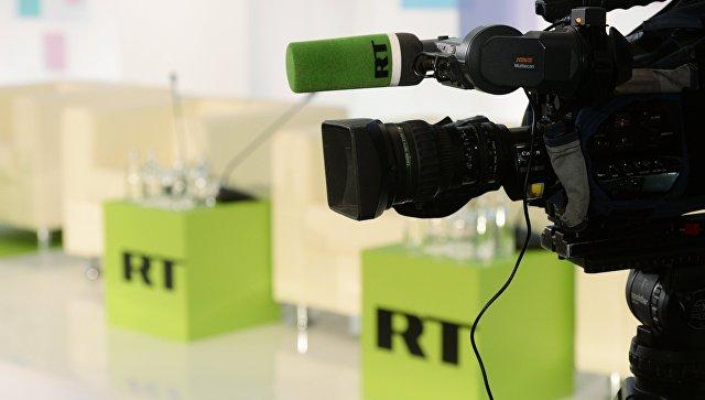 """Захарова пошутила, что на RT работают """"виноватые во всем люди"""""""