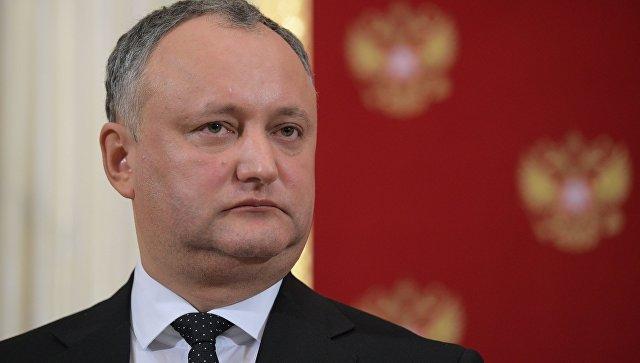 Молдова надеется в октябре получить статус наблюдателя в ЕАЭС – Додон