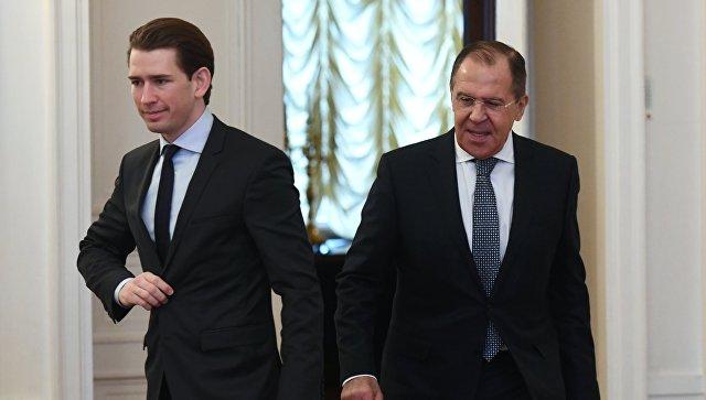 Россия готова помогать реализации программы председательства Австрии в ОБСЕ