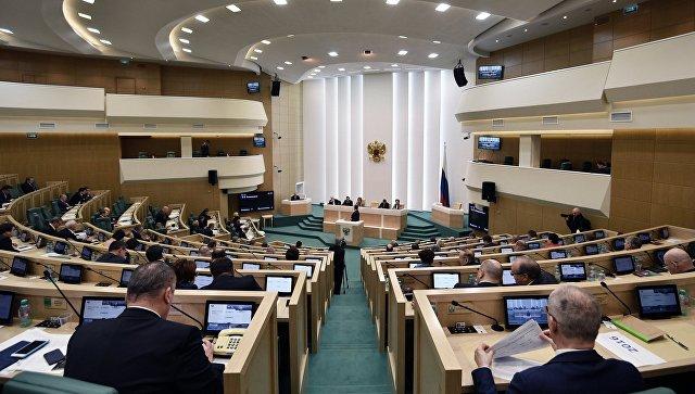 В Совфеде ответили на заявления США о наращивании военных сил в Черном море