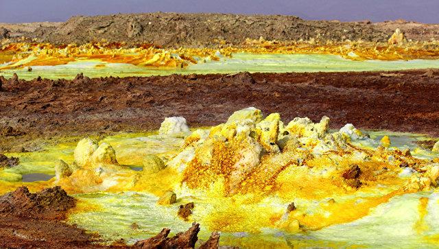 Полноценная жизнь наЗемле существовала миллиарды лет назад