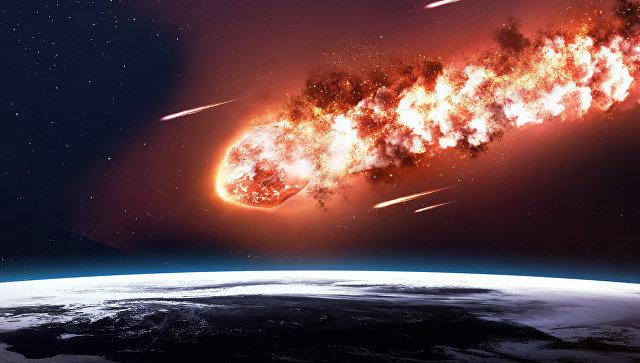 """Ученые: астероид-убийца динозавров заставил Землю """"трещать по швам"""""""