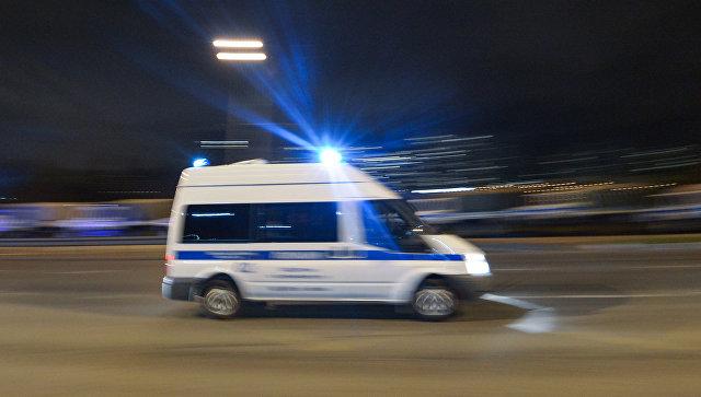 В МВД назвали причину наезда на пешеходов в Новосибирске