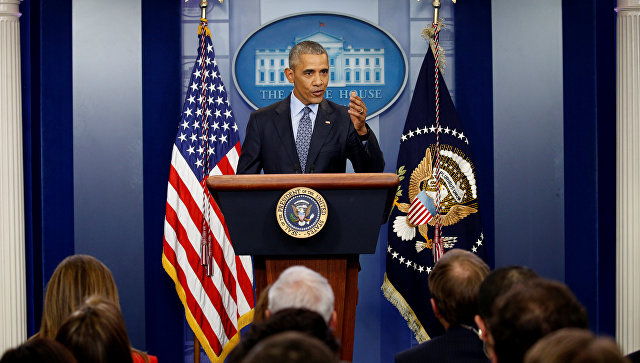 Барак Обама объявил, что отличные отношения сРФ отвечают интересам США