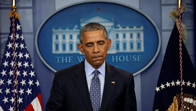 Обама рассчитывает на«крепкие отношения» между Россией и Украинским государством