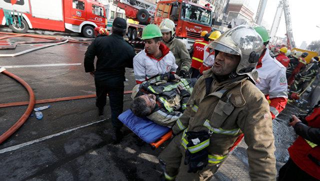 Премьер Грузии соболезнует всвязи с смертью пожарных вТегеране