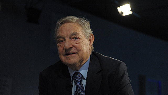Американский финансист и инвестор Джордж Сорос. Архивное фото