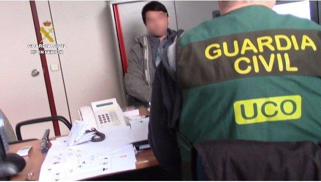 Задержанный житель россии подозревается вразработке «банковского трояна»— милиция Испании