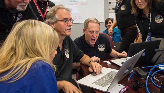 Ученый НАСА расскажет о Плутоне на фестивале Политехнического музея