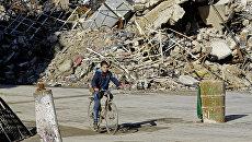 Ситуация в Сирии. Январь 2017