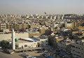 Вид города Эр-Рияд - столицы Саудовской Аравии.  2007 год