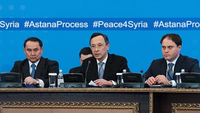 Глава МИД Казахстана обсудил с госсекретарем США Сирию и Афганистан