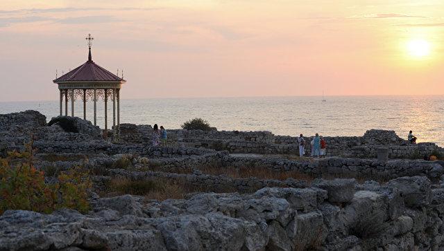 Церковь сообщила права намузей «Херсонес Таврический»— Крымский Исаакий