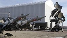 Зенитно-ракетный комплекс ПВО Украины