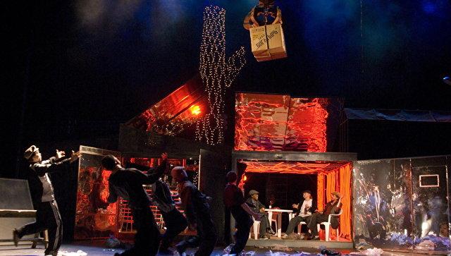 Театру «Сатирикон» выделили 250 млн руб.