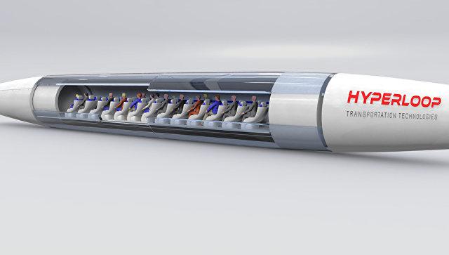 Hyperloop Transportation Technologies откроет лабораторию воФранции
