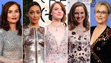 Номинанты на Оскар за лучшую женскую роль