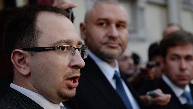 ВКрыму для допроса задержали юриста Николая Полозова— Фейгин