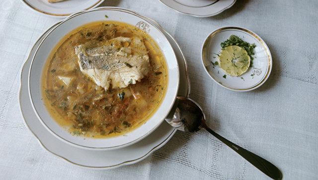 Уха из речной рыбы пошаговый рецепт быстро и просто от 75
