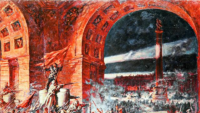 the russian revolution of october 1917 2 essay
