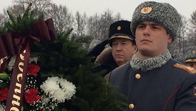 ВПетербурге отмечают 73-ю годовщину освобождения города отблокады