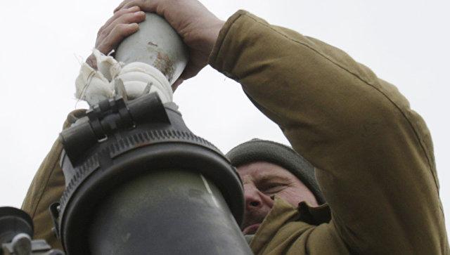 Командование ДНР заявило отрёх обстрелах состороны киевских силовиков