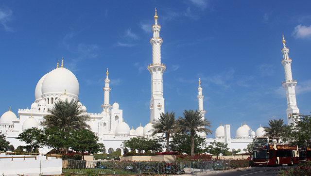 Вид на Абу-Даби. Архивное фото