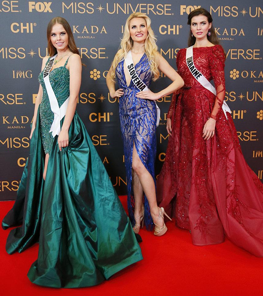 Француженка Ирис Миттенаре получила титул «Мисс Вселенная»