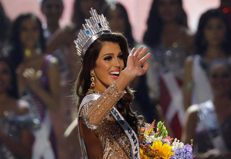 Miss Universe  YouTube