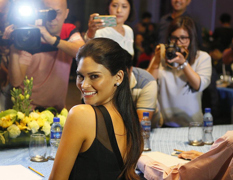 Пиа Вуртцбах (Филиппины) - Мисс Вселенная 2015