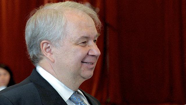 Посол России в США Сергей Кисляк