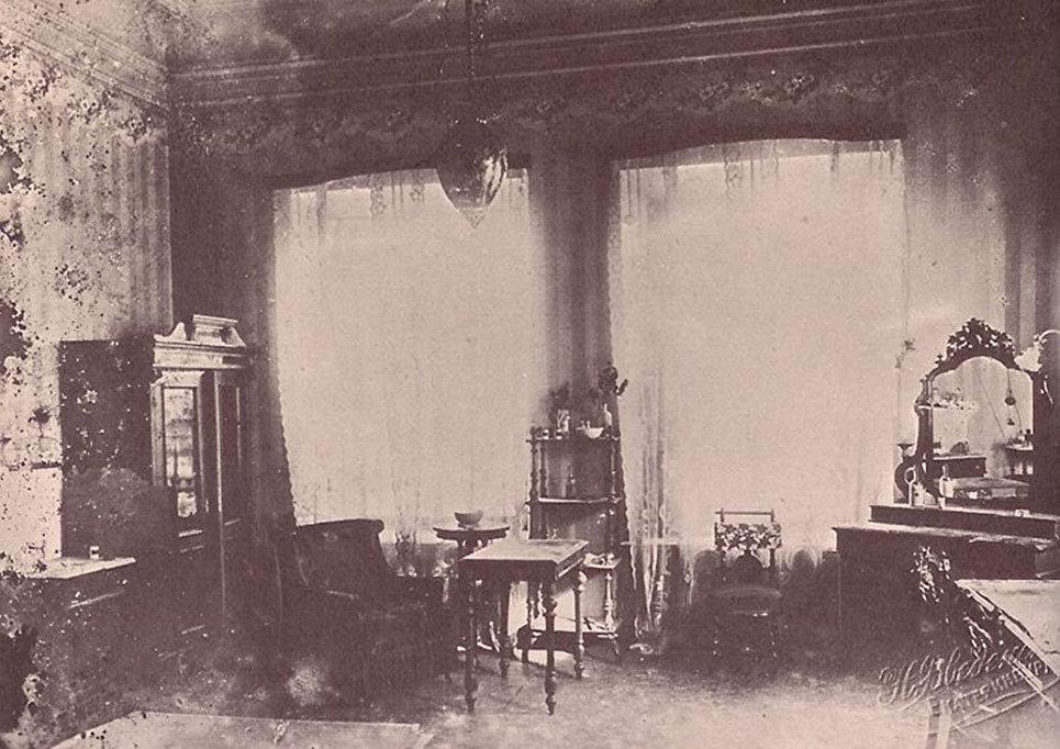 Комната Николая II в Доме Ипатьева