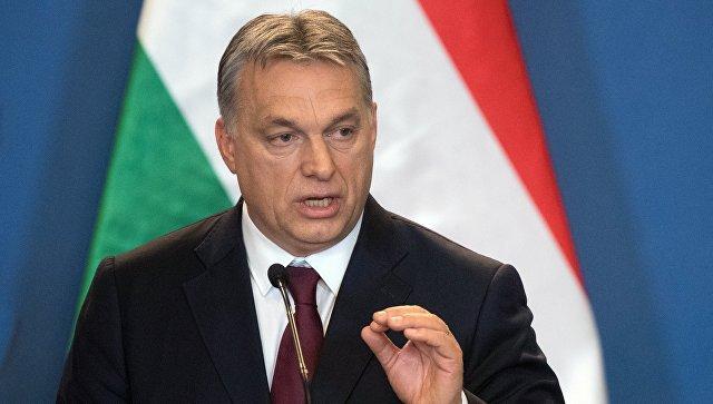 Премьер Венгрии раскритиковал Евросоюз за политику в отношении России