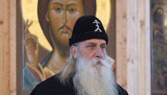 Путин встретился смитрополитом Старообрядческой церкви Корнилием