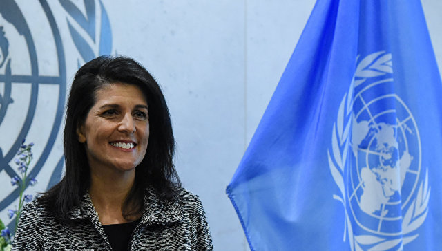 Белый дом согласился сословами постпреда США при ООН оКрыме