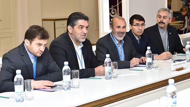 Переговоры по Сирии в Астане. Архивное фото