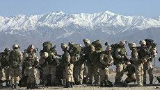 Солдаты армии США, архивное фото