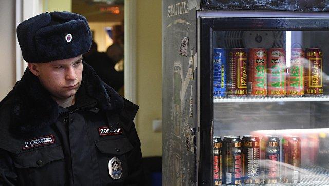 Кабмин высказал замечания кновым правилам продажи алкоголя