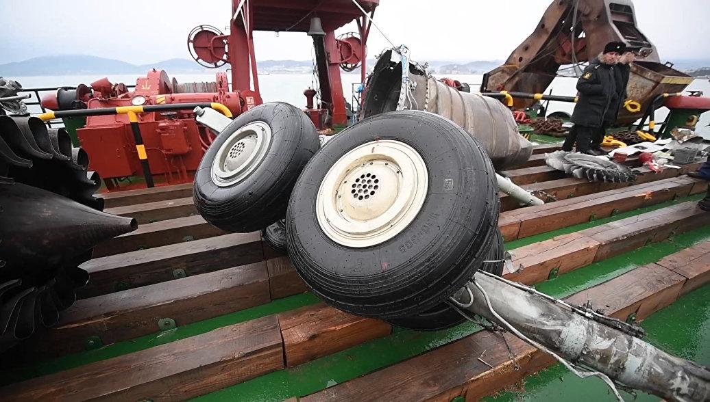 Крупные авиакатастрофы в России в 2011-2018 годах
