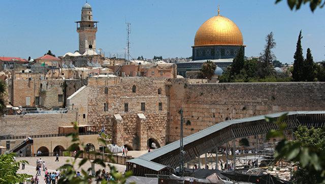 Чехия откроет в Иерусалиме почетное консульство