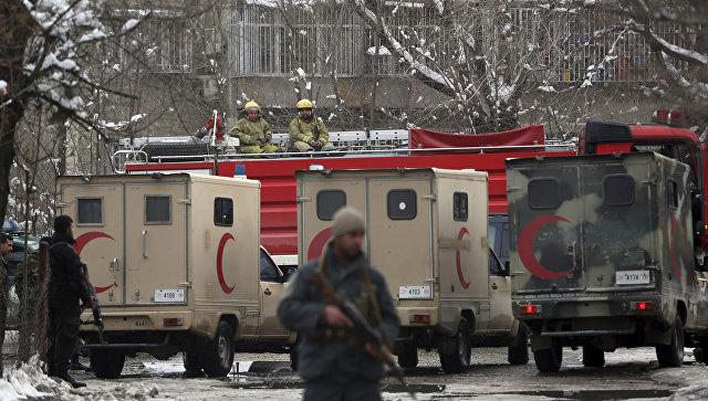 Смертник подорвался уздания суда вКабуле, необошлось без жертв