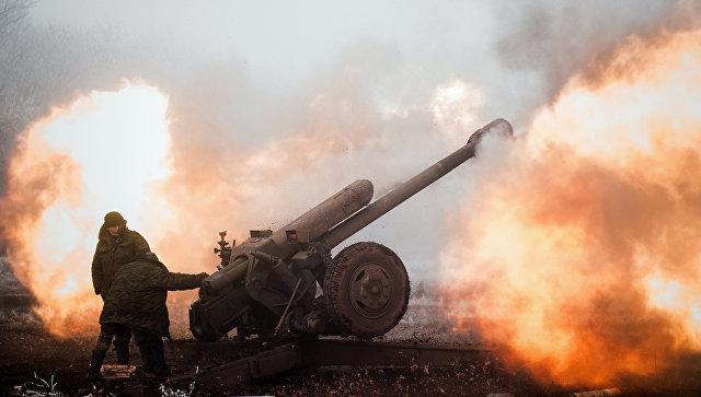 ВМинске договорились осроке отвода запрещенных вооружений вДонбассе— ОБСЕ