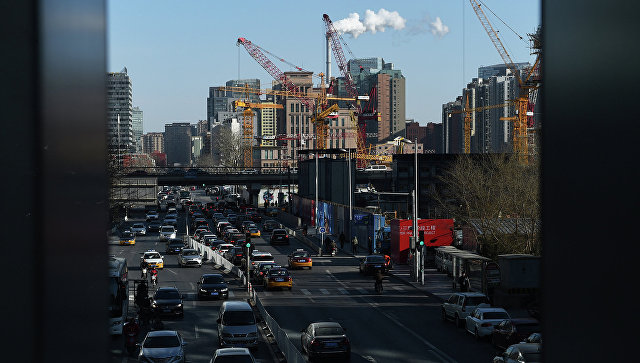 Вид на Пекин. Архивное фото